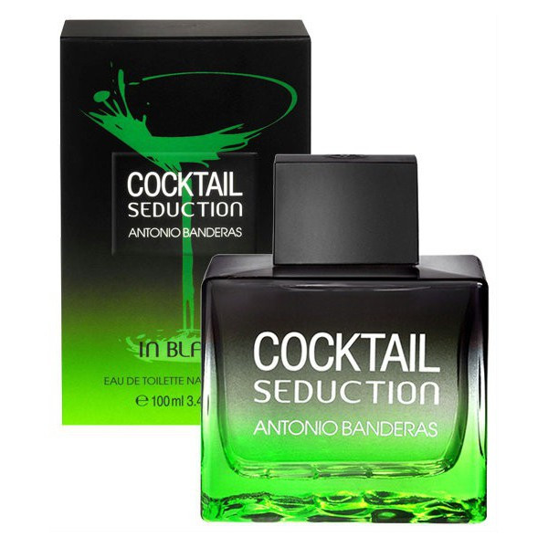 Antonio Banderas Cocktail Seduction in Black фото